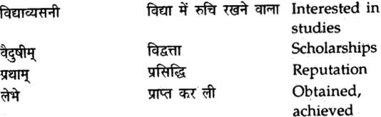 NCERT Solutions for Class 9 Sanskrit Shemushi Chapter 6 भ्रान्तो बालः 4