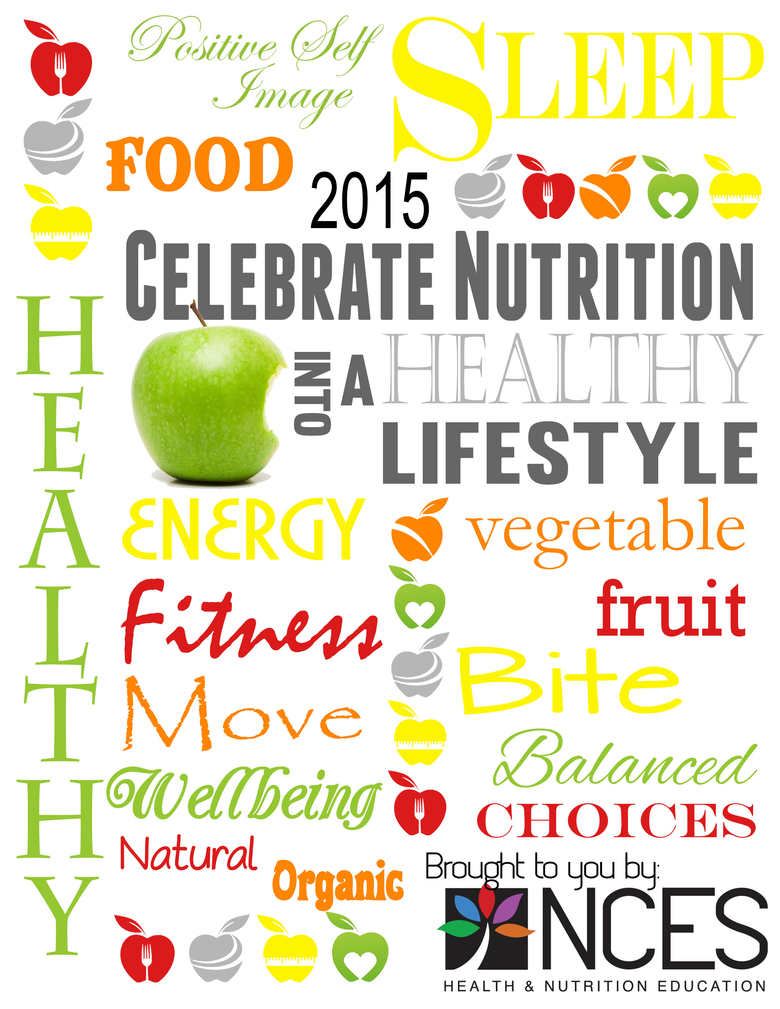 Free Poster For National Nutrition Month