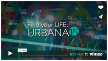 Find Your Life Urbana 15 Video