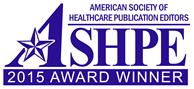 2015 ASHPE Award