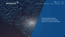 Novacap - Fintech Canada Directory Category:  Security   Identity   Regtech