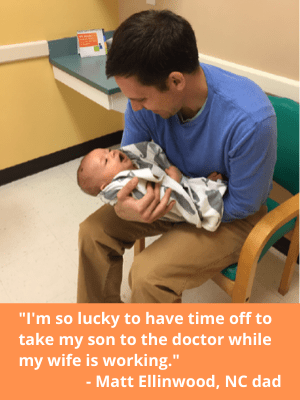 Father's Day, Paid Leave and COVID-19: Tell us your story!