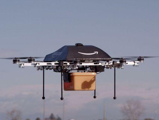 Prime Air: Amazon's drone service