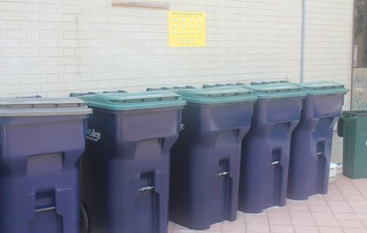 New recycling program helps students reach goals
