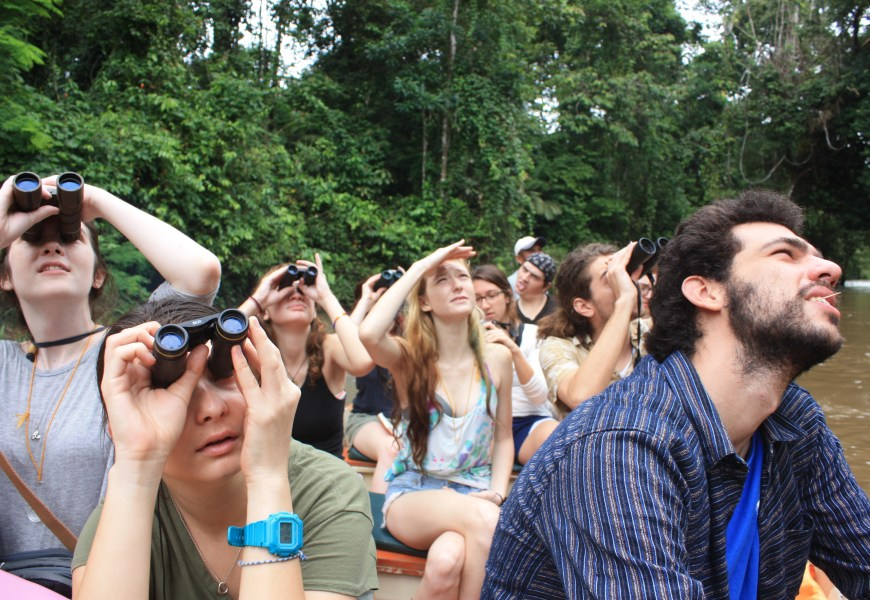 An Adventure Abroad: the Canopy Ecology ISP
