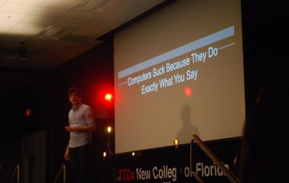 TedxNewCollege: Ted Talks come to New College