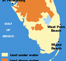 Rising seas will alter the politics and future of Florida