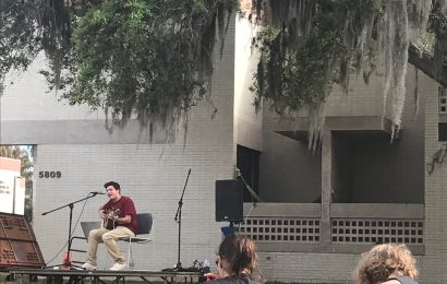 Free food, strong talent and good vibes: Talent show recap