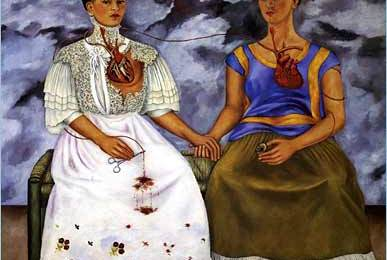 """Frida Kahlo's legacy: exploring gender in art and art history"" @ Feminist Fridays"