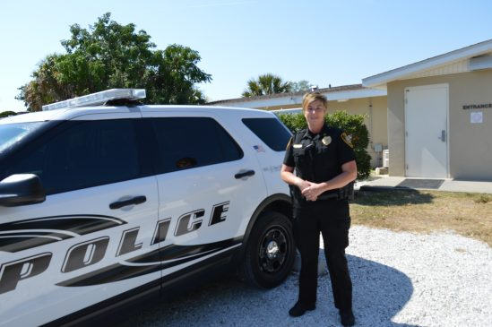 Sergeant Jennifer Coley is the lead instructor of the Rape Aggression Defense (RAD) classes taught once a semester, and once during the summer.