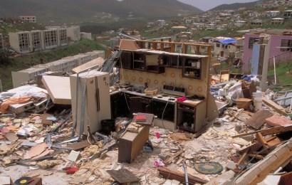 Hurricanes in the Gulf Region: Virgin Islands