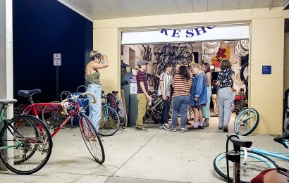 Bike shoppe or boys club? Campus cyclists address inclusivity