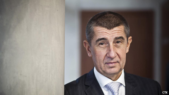 Andrej Babiš elected Czech Prime Minister while under investigation for fraud