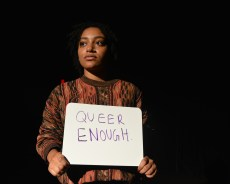 Photo series depicts students of color 'As We Are'