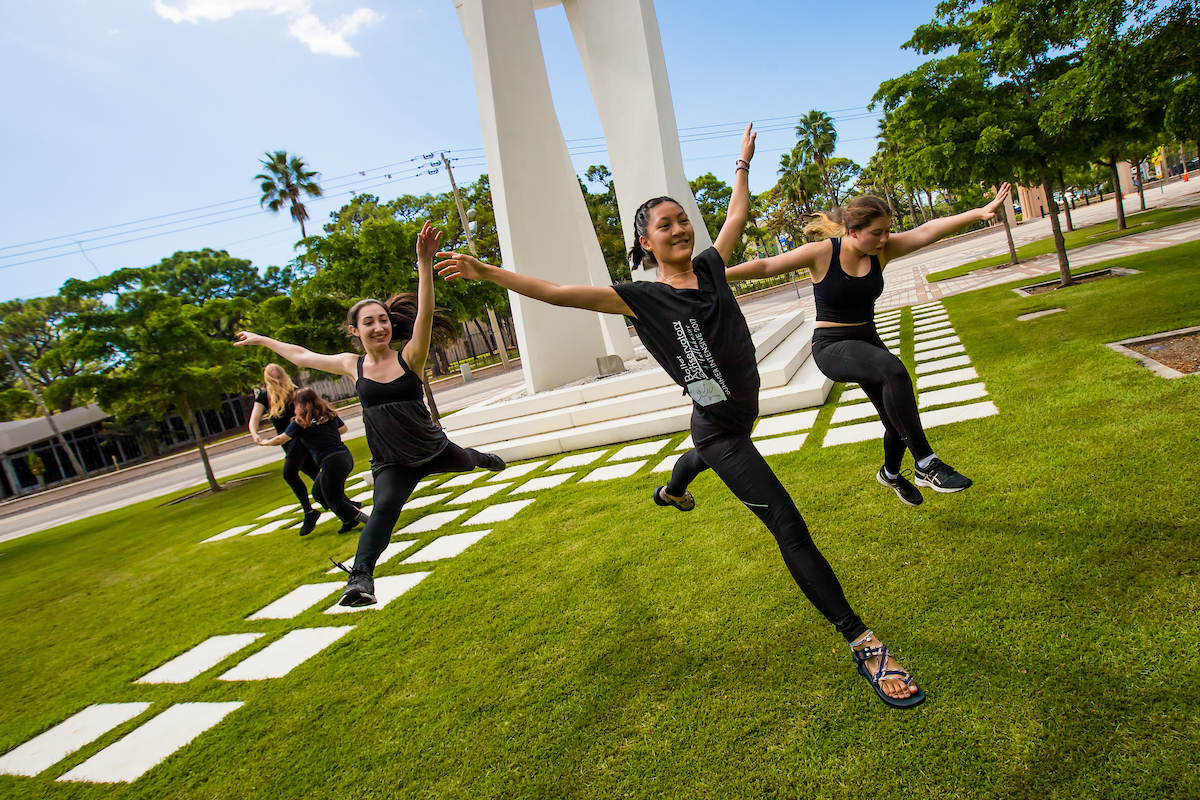 Expression and empowerment found through dance classes