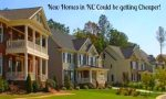 2017 FHA Loan Limits in NC