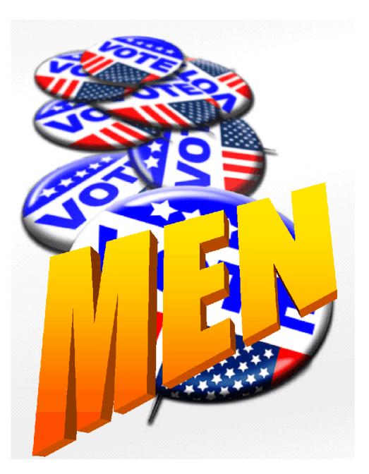 male vote