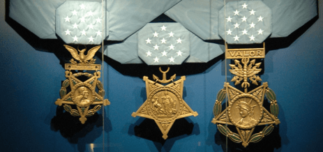 medials of honor