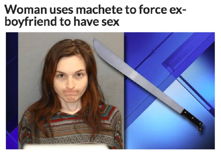 women who sexually assault men
