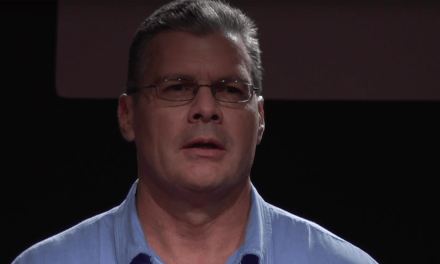 How to end veteran suicide   Ron Self   TEDxSanQuentin
