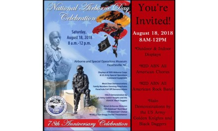 National Airborne Day 2018