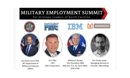 Free NC4ME Summit on Military Employment – 9/19