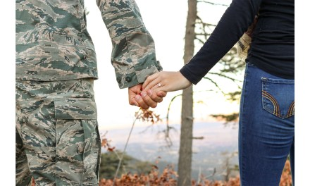At Fort Bragg the spotlight is on military spouses