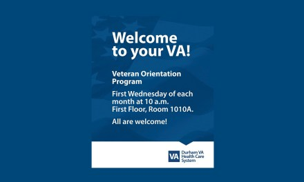 New Veteran Orientation Program at the Durham VA