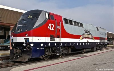 Amtrak Offering Veteran, Military Member Discounts