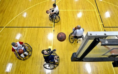 Adaptive Sports Program for Veterans