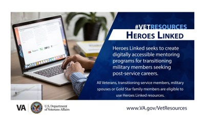 'Heroes Linked' Provides Professional Growth for Veterans