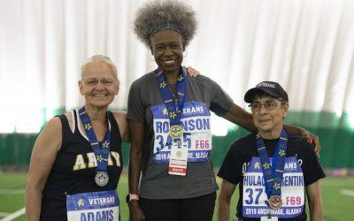 Registration Now Open for National Veterans Golden Age Games