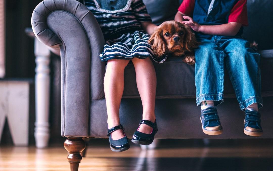 Military Children Quality for Myriad VA Benefits