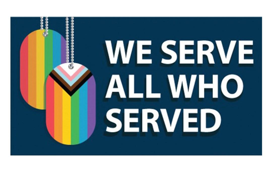 Recognizing LGBTQ+ Veterans During Pride Month