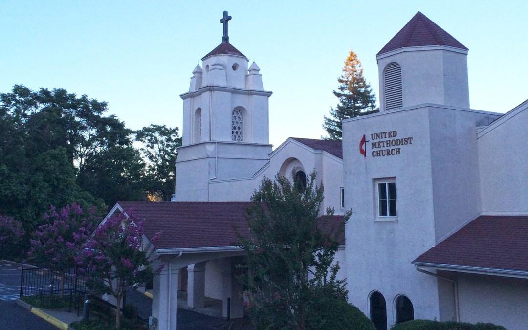 GV United Methodist Church Becomes First HomeBuilder Faith Community