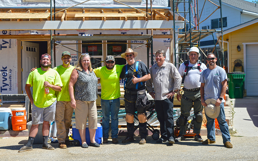 Byers – Putting Roofs Over Habitat Homes Since 2012