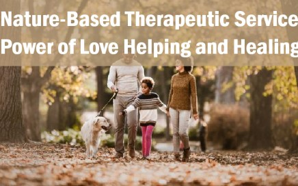 nature-based therapeutic service the power of love in helping and healing shawna weaver