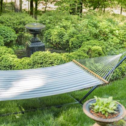 Quilted Hammock - Cove Pebble - QRD06