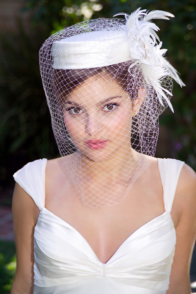 A Pillbox Hat For Your Wedding Hairstyle Blog