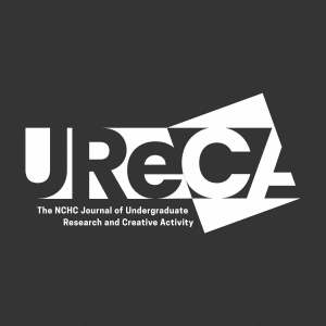 A placeholder image consisting of the UReCA logo on a dark grey background