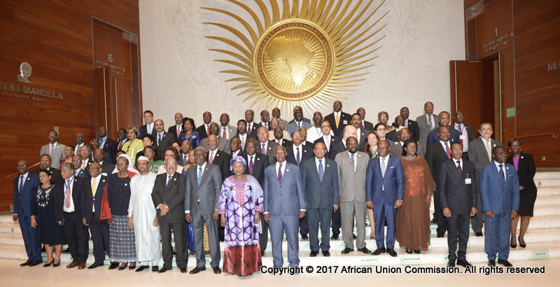 29th AU Summit