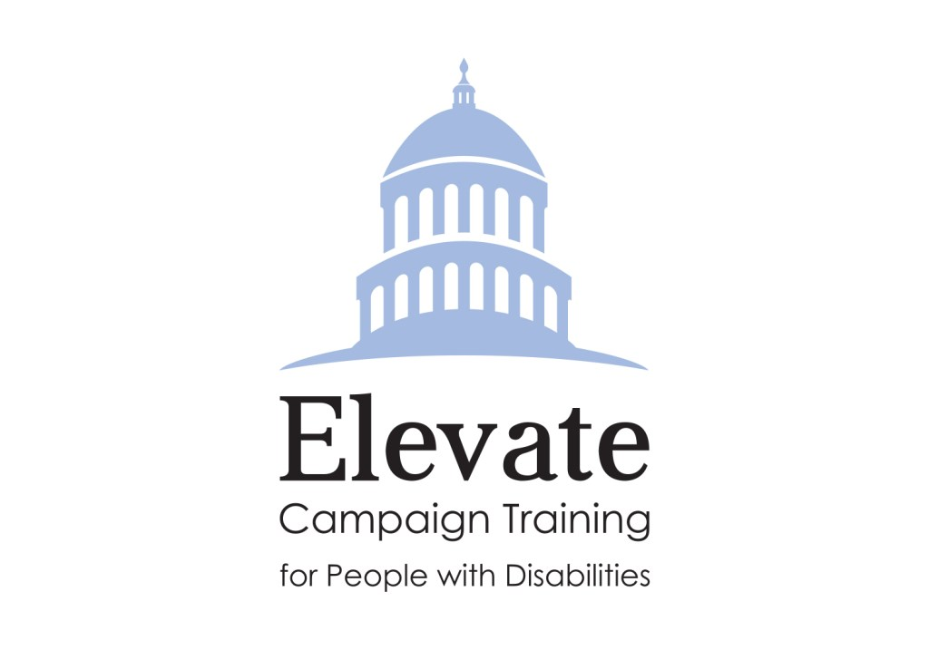 Elevate Logo - Campaign Training for People with Disabilities