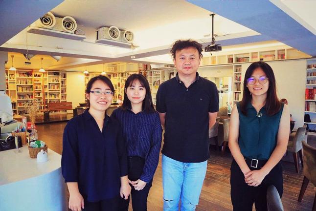 從交管到建築──追尋心之所向的旅途|專訪 97級 劉偉晨 學長