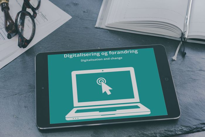 Master thesis on digitalisation and project management