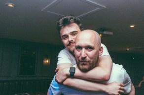 Best Male Actor: Jamie Strachan with James Reid