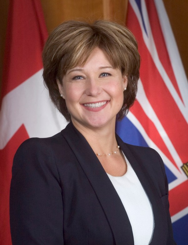 250 News | 2015 Will See North Central BC Lead Says Premier