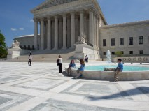 Team Purple at the US Supreme Court