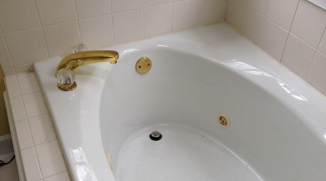Roman tub faucet nc master plumber llc for Oversized garden tub