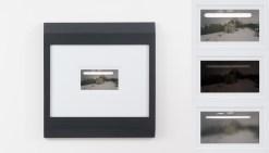 Benjamin Renoux, Conversation #7, 44x44x3cm, Digital video framed, 2015