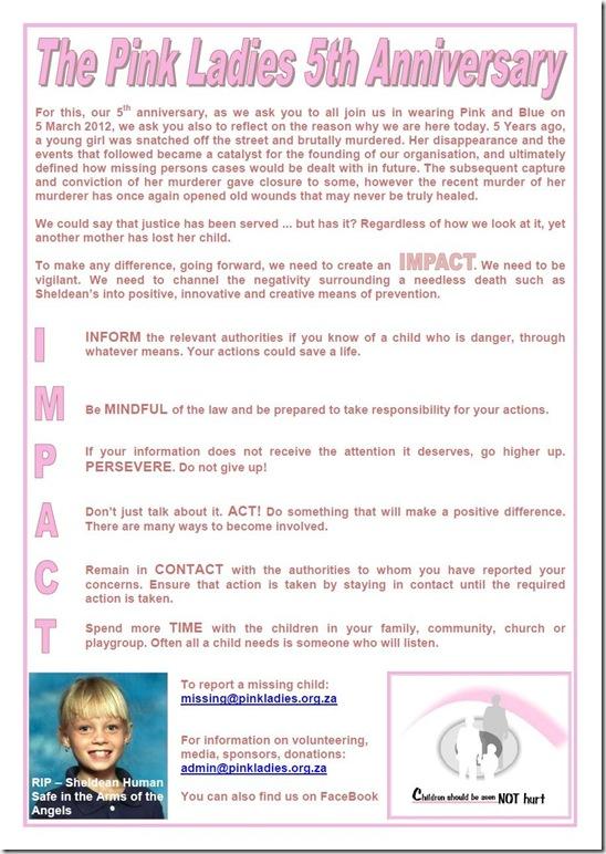 The Pink Ladies Org